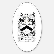 Davenport Decal