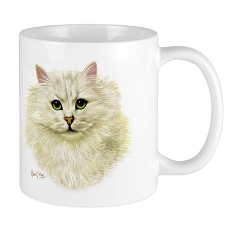 Chinchilla Persian Cat Mug
