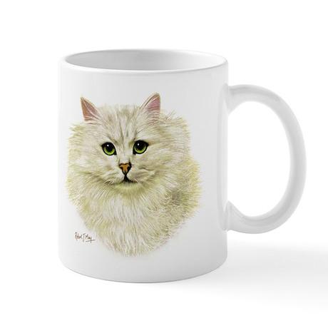Chinchilla Persian Cat Mug