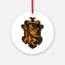 Honour Guard Ornament (Round)