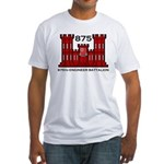 875th Engineer Battalion - Army Fitted T-Shirt