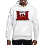 875th Engineer Battalion - Army Hooded Sweatshirt
