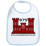 875th Engineer Battalion - Army Bib