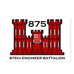 875th Engineer Battalion - Army Postcards (Package