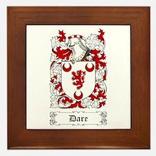 Dare Framed Tile