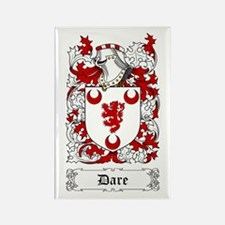 Dare Rectangle Magnet