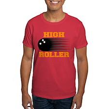 High Roller Bowling T-Shirt