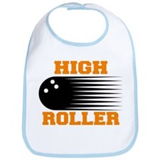 High Roller Bowling Bib