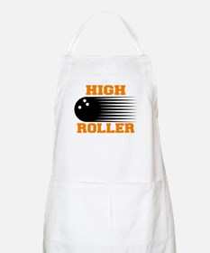 High Roller Bowling Apron