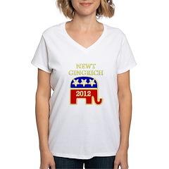 newt gingrich 2012 Shirt