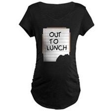 Out To Lunch Note T-Shirt