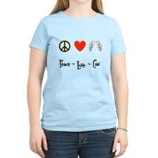 Peace - Love - Cas T-Shirt