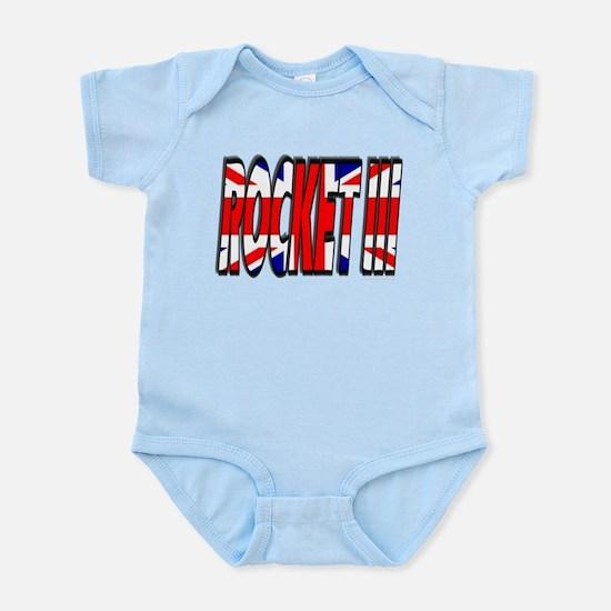 Rocket III Infant Bodysuit