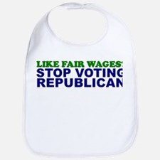 Like Fair Wages? Bib