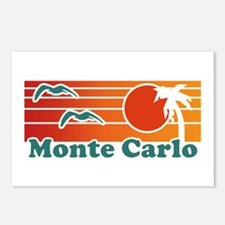 Monte Carlo Postcards (Package of 8)