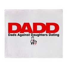 DADD Throw Blanket