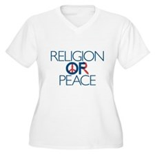 Religion Or Peace II T-Shirt