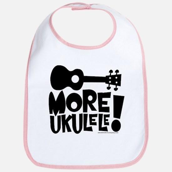 More Ukulele! Bib