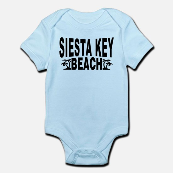 Siesta Key Beach Infant Bodysuit