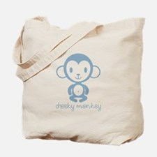 Cute Monkey boy baby Tote Bag