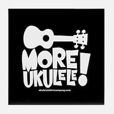 More Ukulele! Tile Coaster