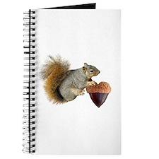 Squirrel Acorn Heart Journal