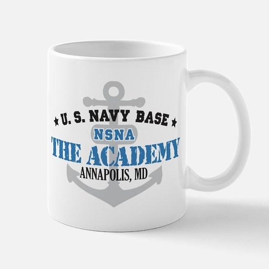 US Navy Academy Base Mug