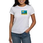 "Women's T-Shirt w/ ""Summer 2012"" on back"