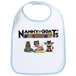 Official Nanny Goat Bib