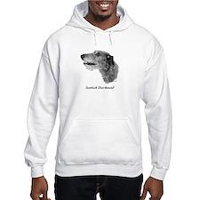 Scottish Deerhound Jumper Hoody