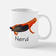 Newt + Bird = Nerd Mug
