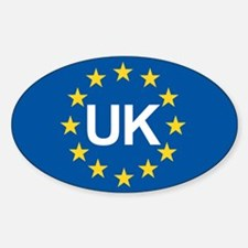 United Kingdom UK EU Decal