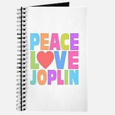 Peace Love Joplin Journal