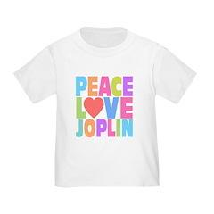 Peace Love Joplin T