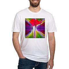 Bleeding Heart Fitted T-Shirt