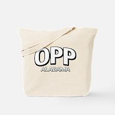 Opp Alabama Tote Bag
