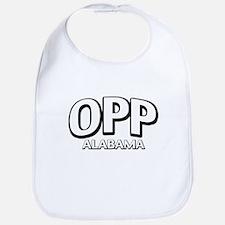 Opp Alabama Bib