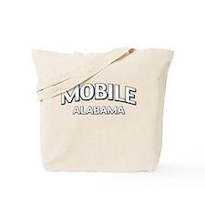 Mobile Alabama Tote Bag