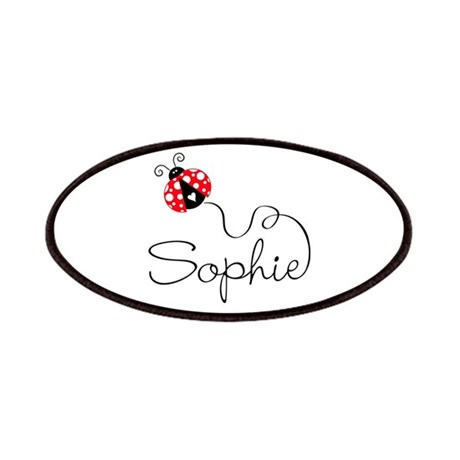 Ladybug Sophie Patches