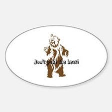 Funny Teen terrible twos Sticker (Oval)