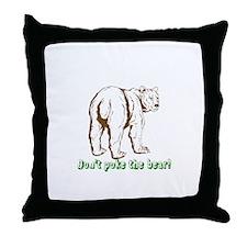 Funny Mood Throw Pillow