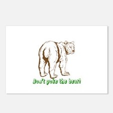 Unique Baby bear Postcards (Package of 8)