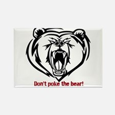 Dont poke the bear! Magnets