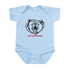 Unique Poke the bear Infant Bodysuit