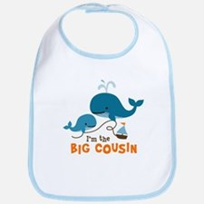 Big Cousin - Whale Bib