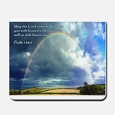 Psalm 128:5 Mousepad