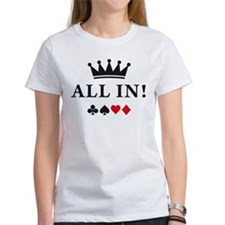 Cute Ace of hearts Tee