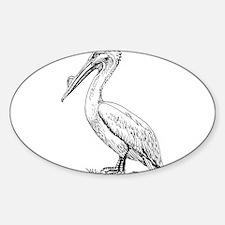 pelican Decal