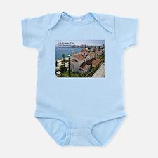 Psalm 113:3 Infant Bodysuit