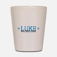 Luke AFB Shot Glass